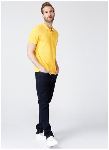 National Geographic National Geographic Polo T-Shirt Sarı